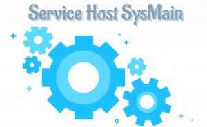 service host SysMain