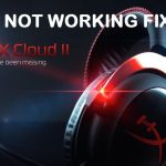 Hyperx cloud 2 mic not working windows 10