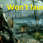 dragon age inquisition won't launch