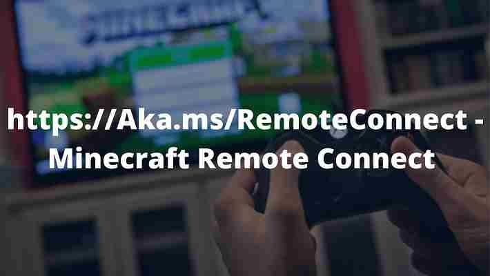 Https/Aka.Ms/Remoteconnect