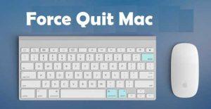 force quit mac