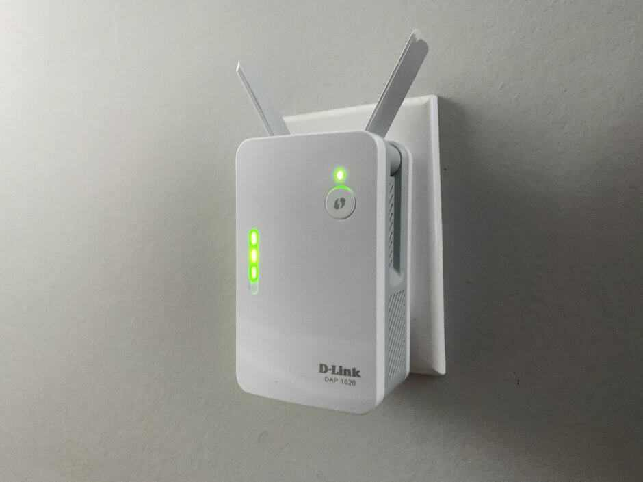 Install a WiFi booster